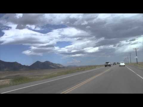 The Drive from Golden to Boulder, Colorado