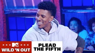 hey nick young does iggy azalea give good bjs? wild n out pleadthefifth