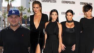 Rob Kardashian APOLOGIZES To Family For Blac Chyna Revenge Porn Drama