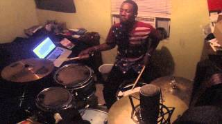 drum cover lecrae all i need is you