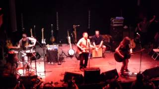 Violent Femmes - Old Mother Reagan / Nightmares @Stage Volume 1 16/06/2014