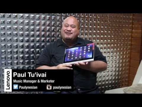 How to stream music using Guvera on the YOGA Tablet 2 Pro