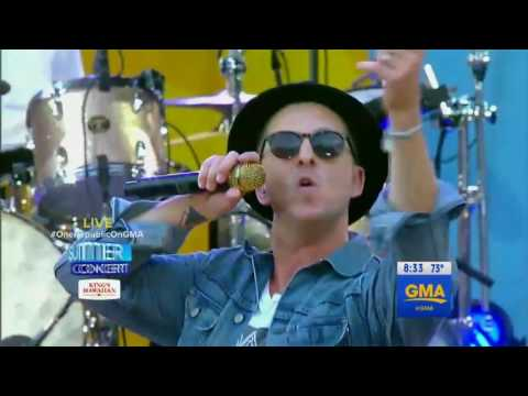 OneRepublic - Rich Love (live @ GMA)