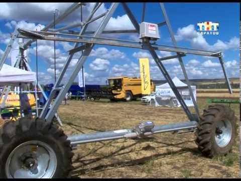 В Саратове открылась большая сельскохозяйственная выставка.