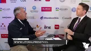 Entrevista al Director General KSL Chile  Pacifico
