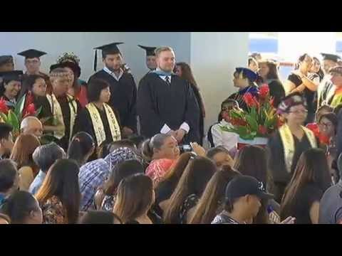 Northern Marianas College 36th Commencement Exercise