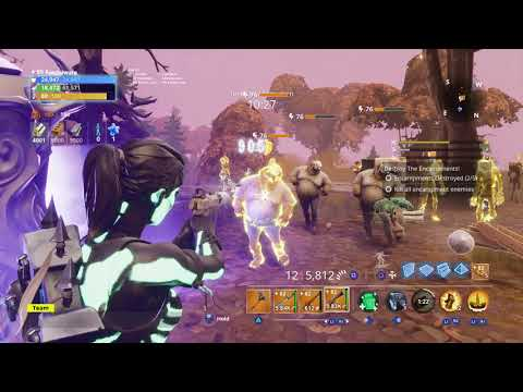 save the world fortnite halloween quest encampments - fortnite save the world husk encampments locations