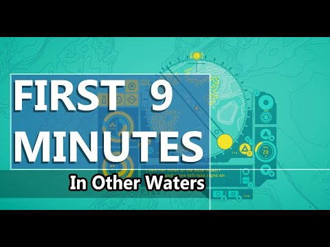 FIRST LOOK | In Other Waters | HD GAMEPLAY |