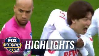 1. FC Koln vs. Hertha BSC Berlin | 2016-17 Bundesliga Highlights