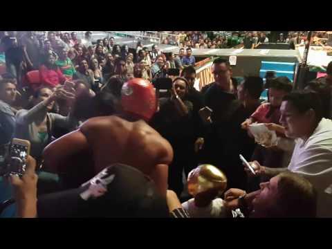 Lucha Libre  Mexico City Arena 28/6/16