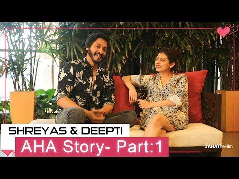 Ashi Hi Aashiqui (AHA) | AHA Story Ep 9 - Part 1 | ft. Shreyas Talpade And Deepti Talpade