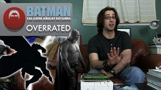 The Dark Knight Returns is Overrated - WD Comics