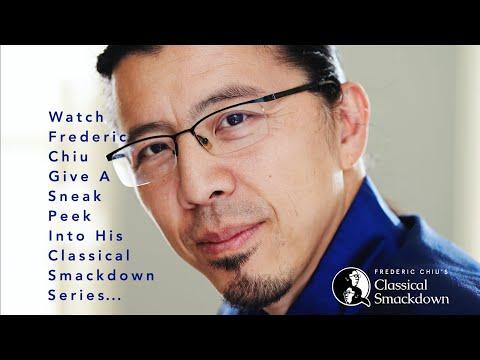 Frederic Chiu's Classical Smackdown Virtual Tour De Force!