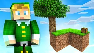 Minecraft Skyblock Island w/Lachlan
