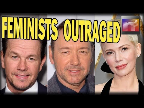 Feminists OUTRAGED at Mark Wahlberg after HUGE Payday Because of Kevin Spacey