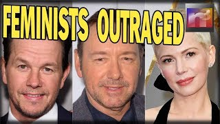 Video Feminists OUTRAGED at Mark Wahlberg after HUGE Payday Because of Kevin Spacey download MP3, 3GP, MP4, WEBM, AVI, FLV Juli 2018
