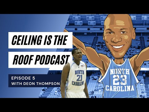 Video: Deon Thompson on playing overseas, UNC memories, and more