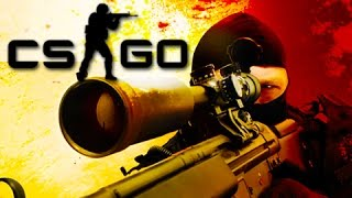 CS:GO - Hi YouTube!!! (Counter Strike: Funny Moments and Fails!)