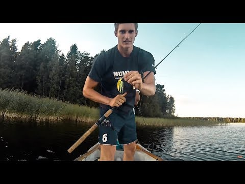 Angeln In Finnland | Fishing In Finland For Perch, Zander And Pike