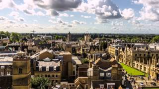 24 Hours at Cambridge University