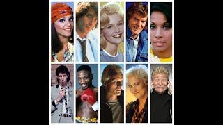 Dead Celebrities 2019 The Last Six Months