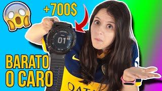 Reloj Deportivo BARATO VS CARO, ¿Merece la PENA? +700$