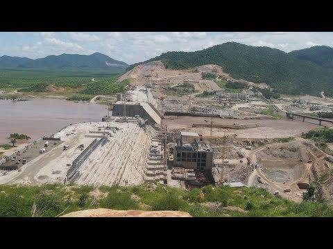 Trend Update: Grand Ethiopian Renaissance Dam, January 2018