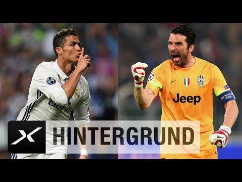 Cristiano Ronaldo vs. Gigi Buffon: Legenden im Vergleich | Real Madrid - Juventus Turin