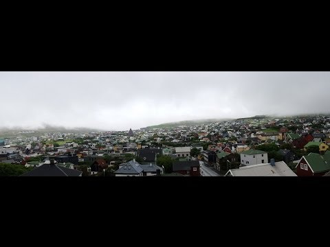 Faroe Islands - Tórshavn & Kirkjubøur (Feröer)