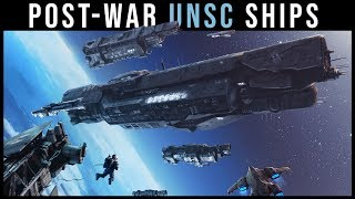 Post-War UNSC Capital Ships Explained | Halo Lore