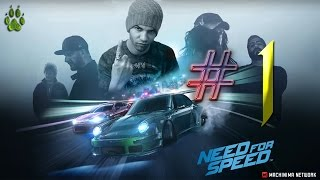 Need for speed gameplay en español - parte 1 - empieza la adrenalina!!!