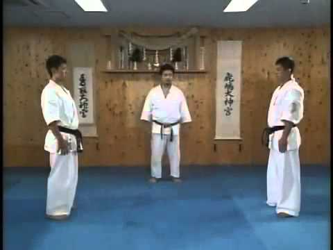 Karate & Yoga. Breath of Fire Hajime Kazumi