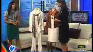 Retail Therapy - Wearing Winter White Thumbnail