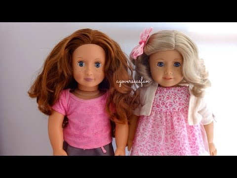 American Girl Vs Our Generation Review