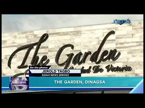 """""""The Garden"""" sa Philippine Arena, dinagsa"""