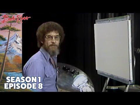 Bob Ross - Peaceful Valley (Season 1 Episode 8)