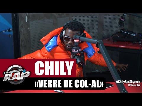 Youtube: Chily«Verre de col-al» #PlanèteRap