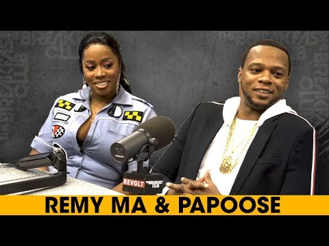Remy Ma And Papoose On New  'Meet The Mackies', The Golden Child, Real Black Love  More