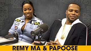 Remy Ma And Papoose On New Show Meet The Mackies The Golden Child Real Black Love More