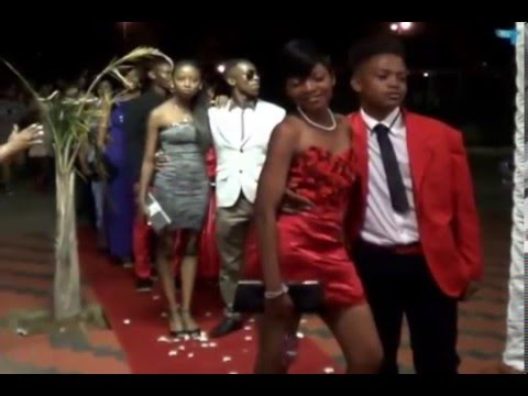 Moletsane matric dance short video