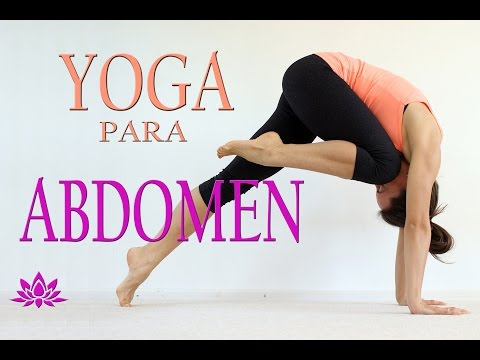 La yoga ayuda adelgazar abdomen