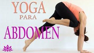 Yoga para ABDOMEN PLANO 30 min | Clase 3