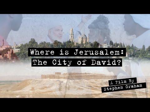Where is Jerusalem: City of David Trailer