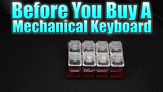 Before You Buy A Mechanical Keyboard | Cherry MX Sampler by Max Keyboard