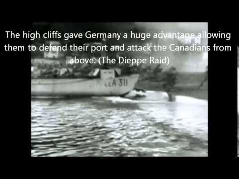 Histtory Dieppe Raid Failure