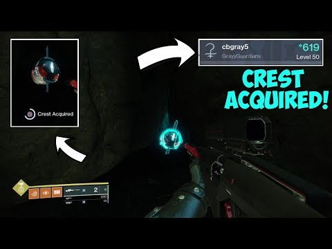 "Destiny 2 | How to Acquire Crest in Volundr Forge! Get New ""Satou's Secret"" Emblem!"