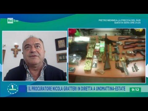 Primo maxi-processo alla 'ndrangheta - Unomattina Estate 24/08/2020