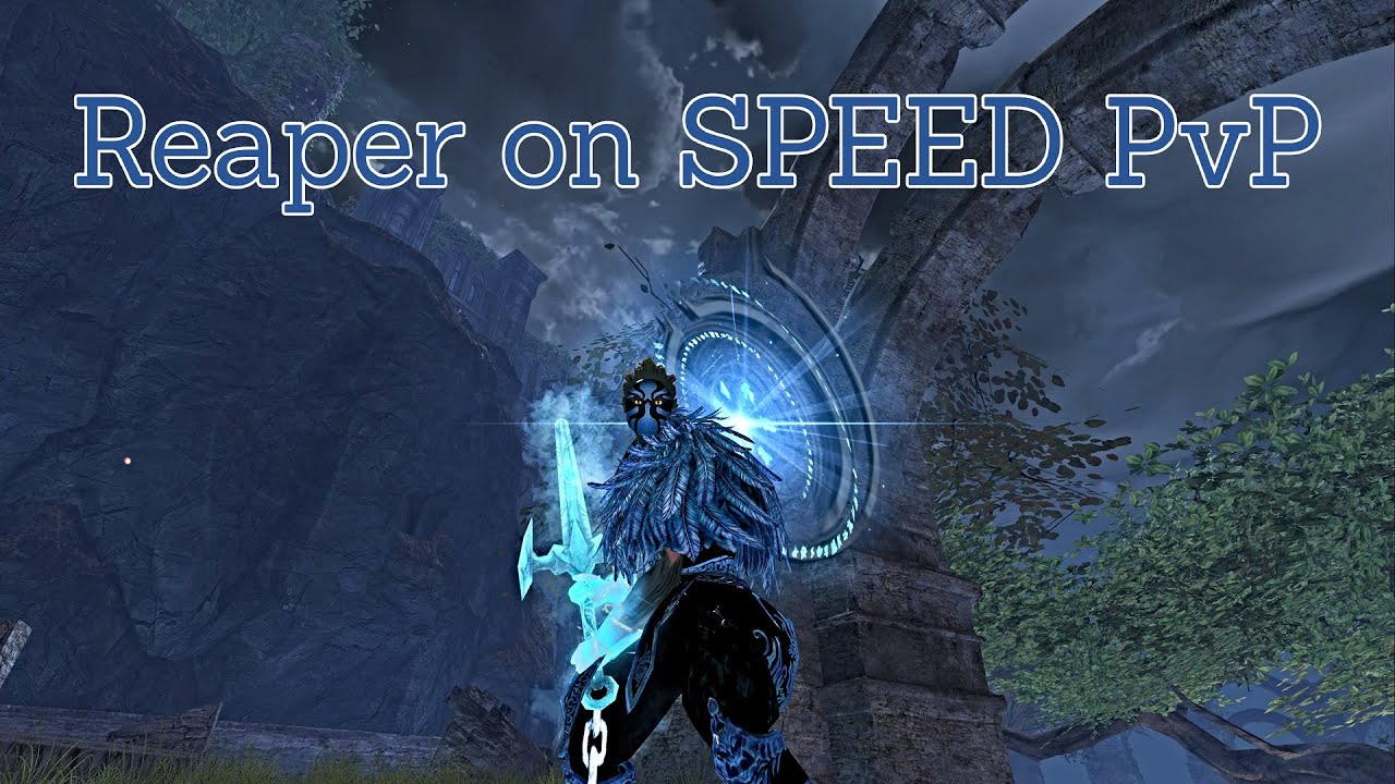 Guild Wars 2 - Reaper on Speed PvP -
