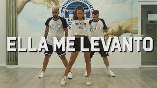 ELLA ME LEVANTO - Daddy Yankee | Choreography by Emir Abdul Gani ft. Sebastian Linares