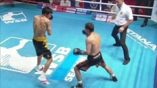 HIGHLIGHTS - WSB SEASON 6 - WEEK 2 - AZERBAIJAN v KAZAKHSTAN - 23/01/16